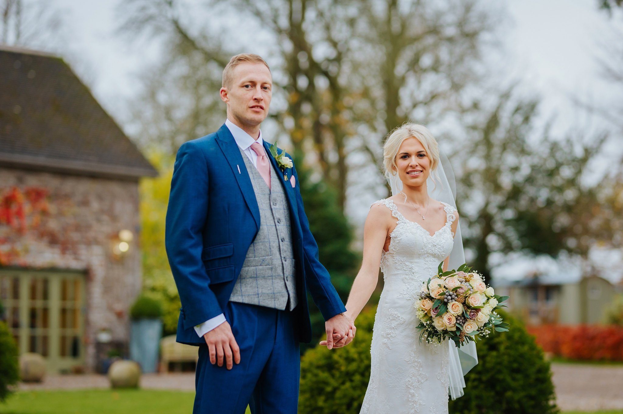 Lemore Manor wedding, Herefordshire - West Midlands | Sadie + Ken 57