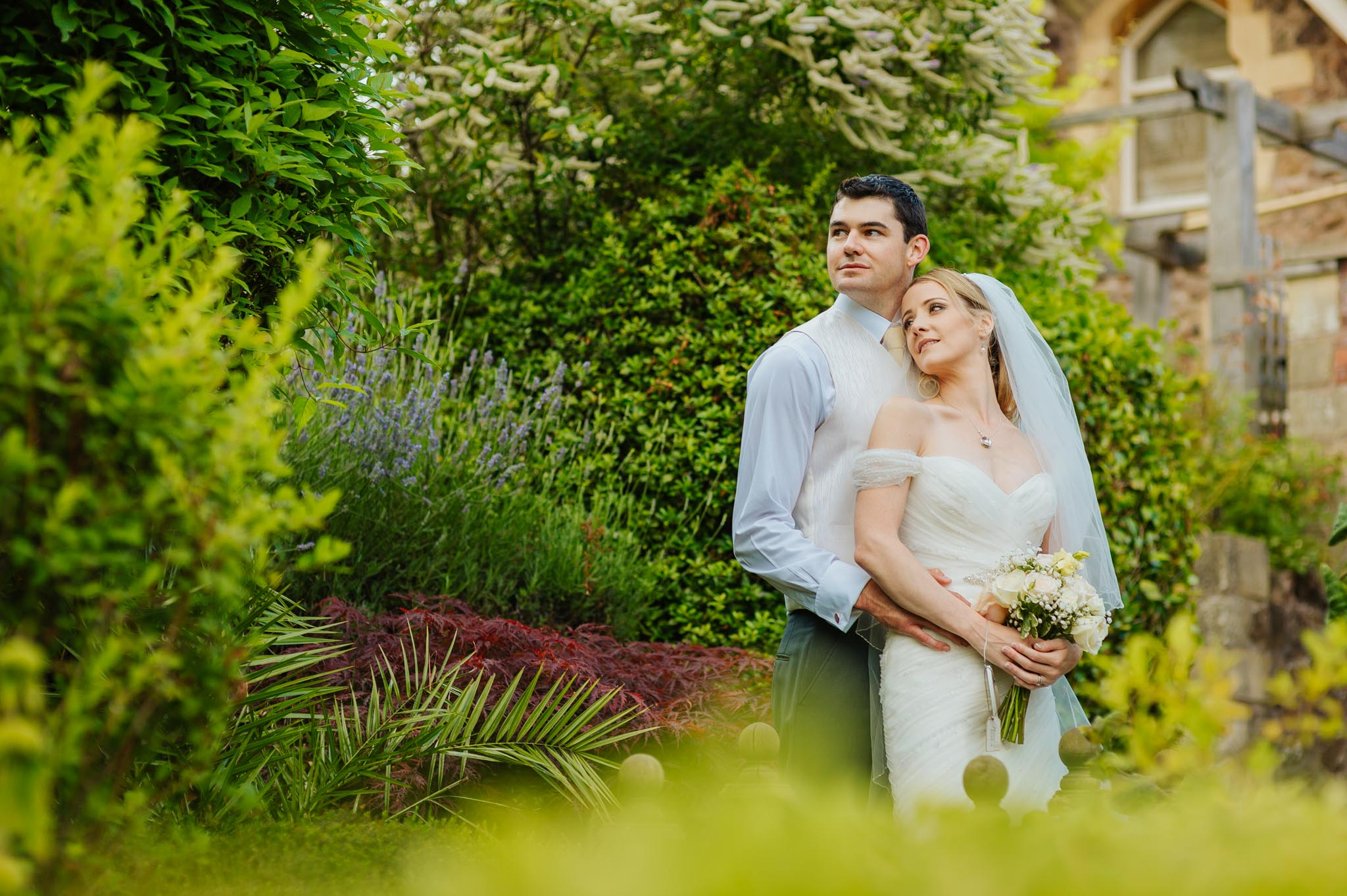 Georgina + Mike - Wedding photography in Malvern, Worcestershire 75