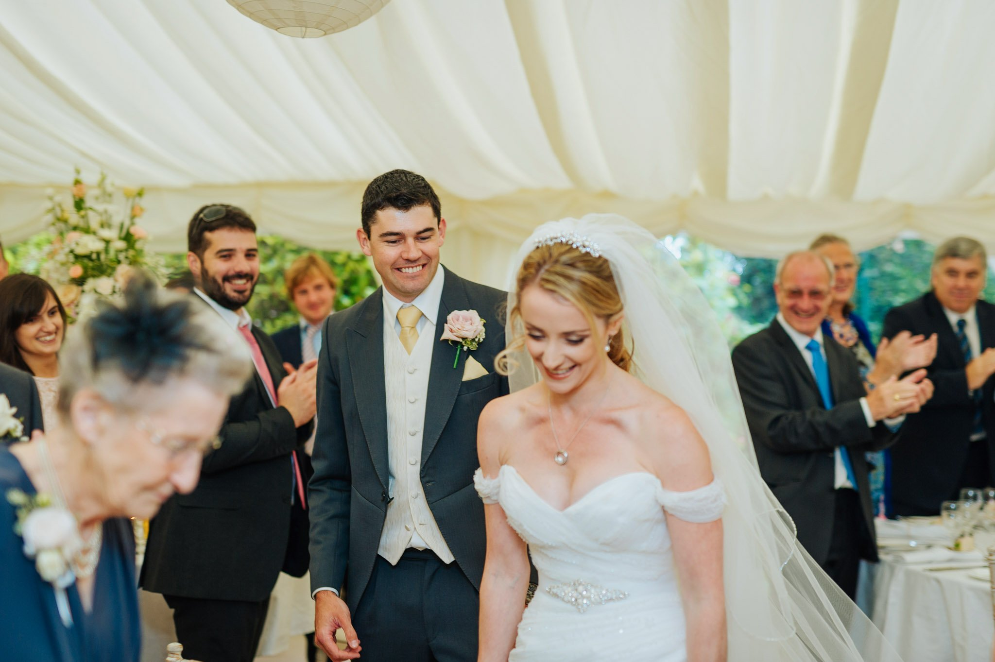 Georgina + Mike - Wedding photography in Malvern, Worcestershire 52