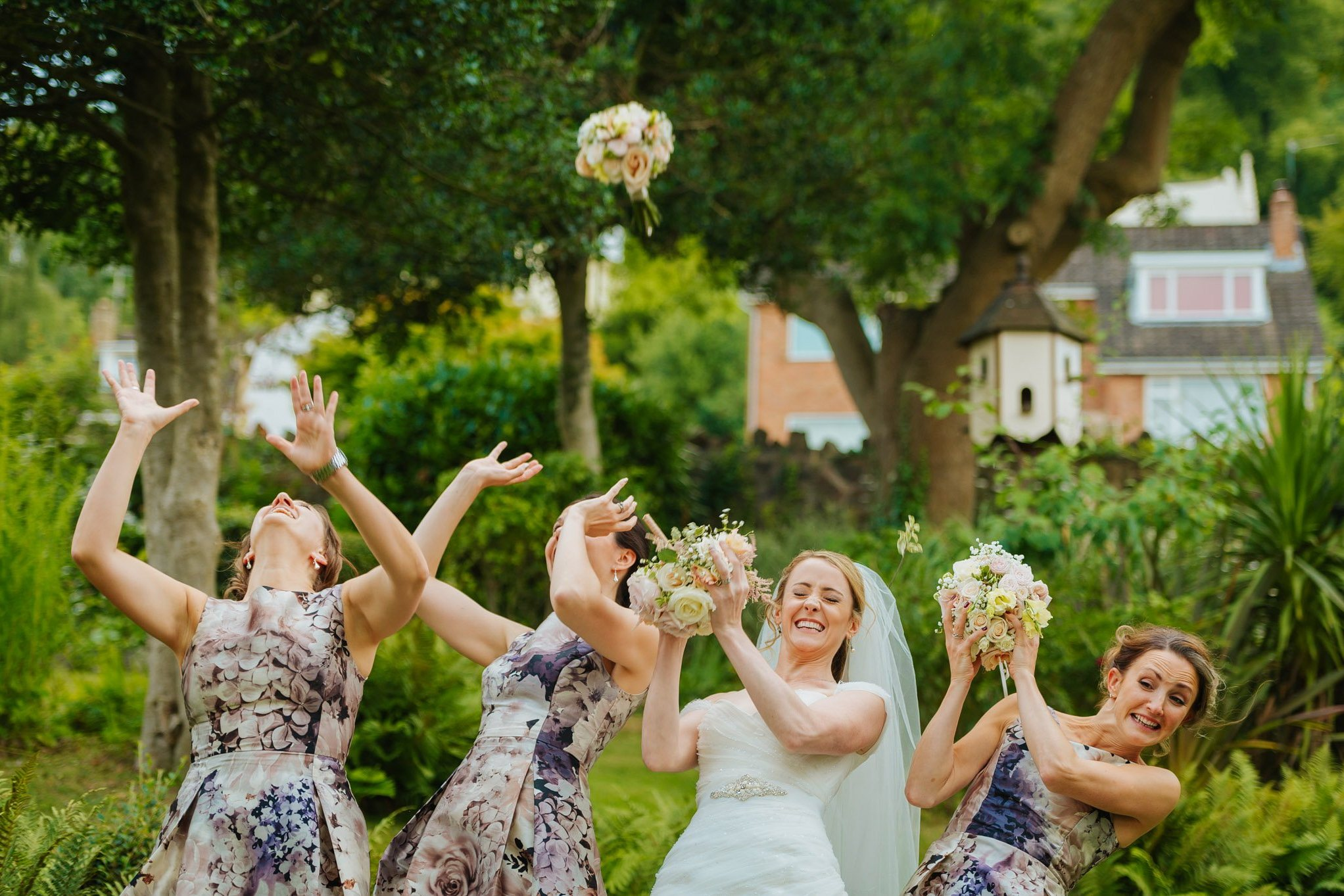 Georgina + Mike - Wedding photography in Malvern, Worcestershire 12