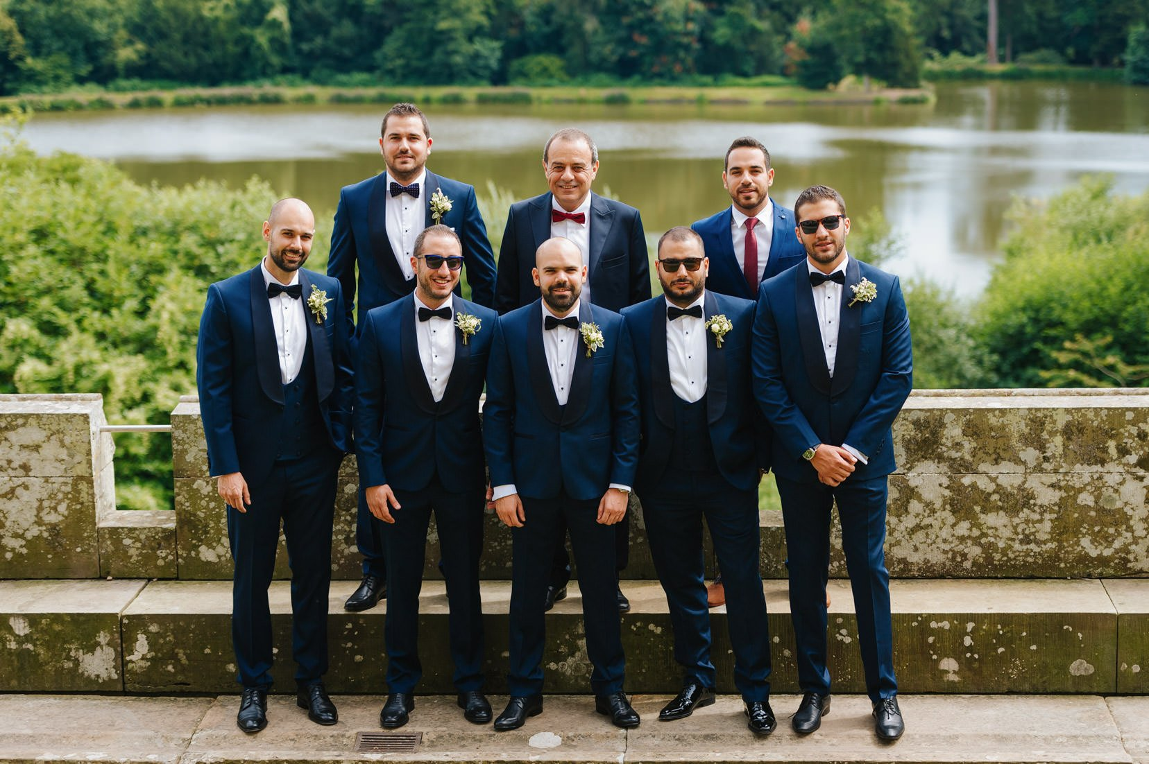 Eastnor Castle Wedding