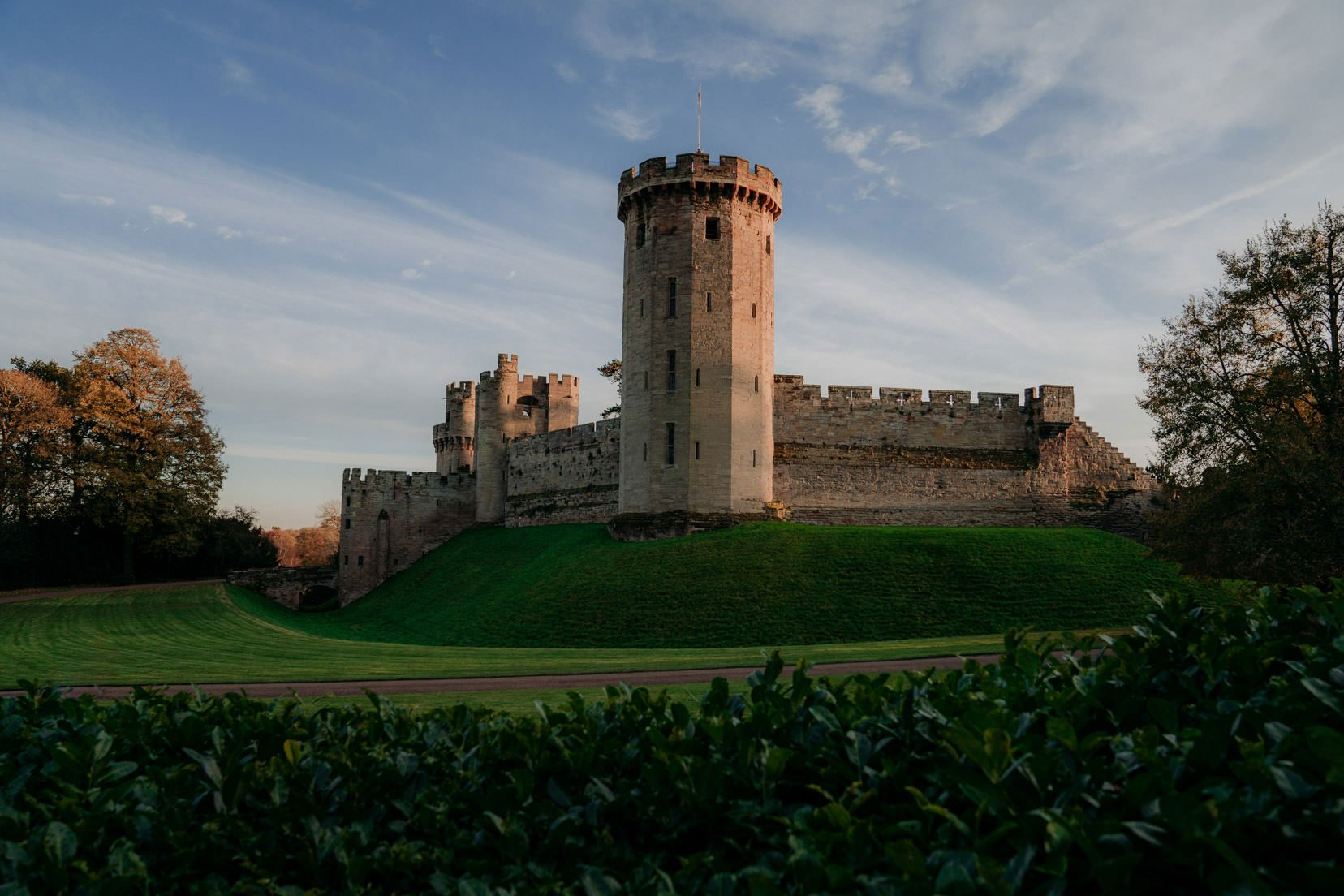 Warwick Castle Wedding