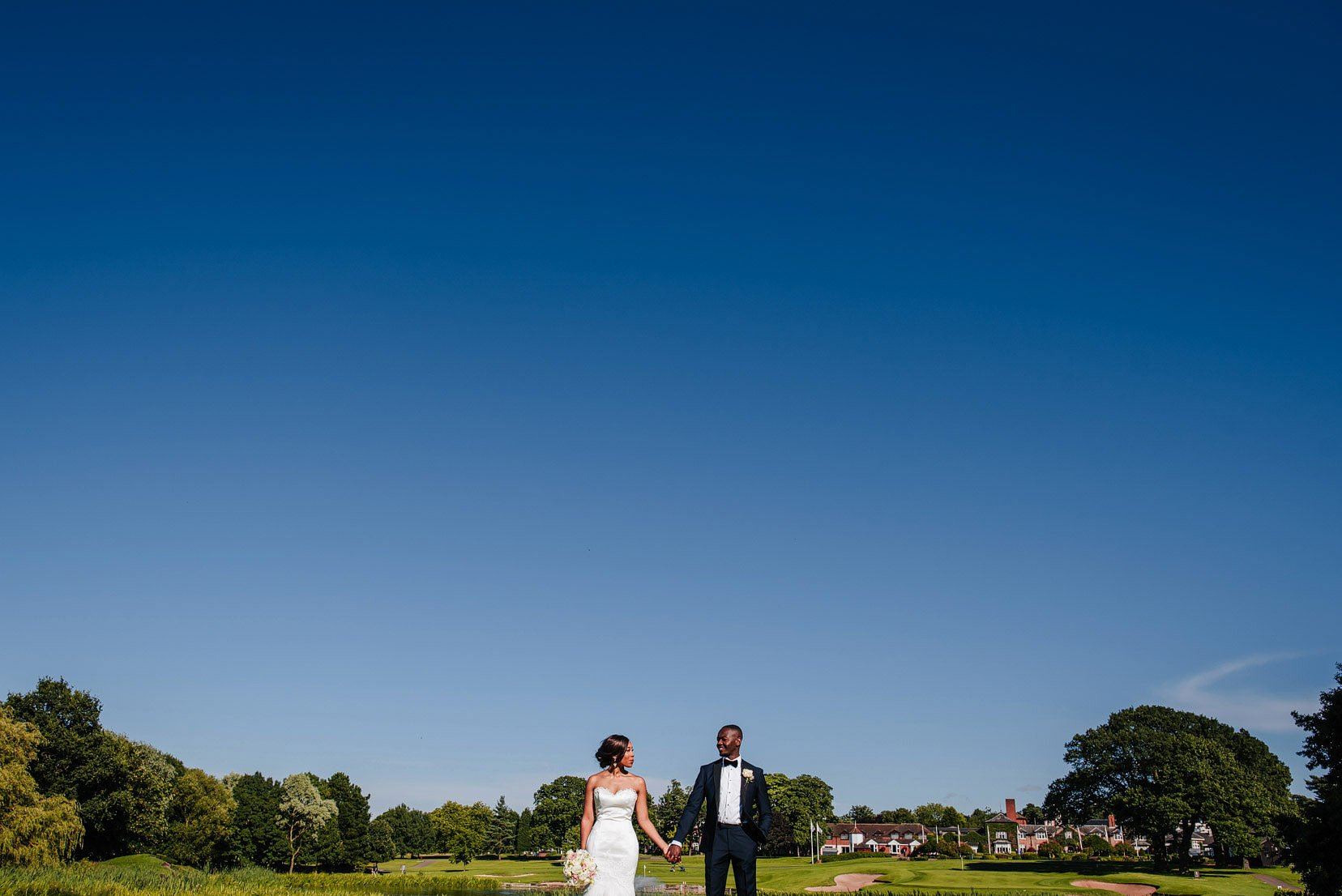 Belfry Hotel Wedding