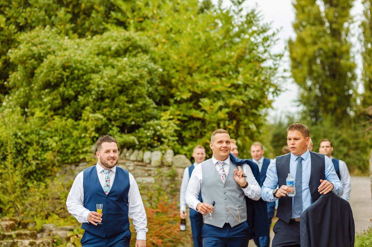 Lyde Court Wedding
