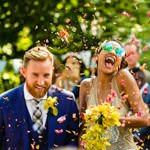 Alice in Wonderland wedding - Katie + Ben 8