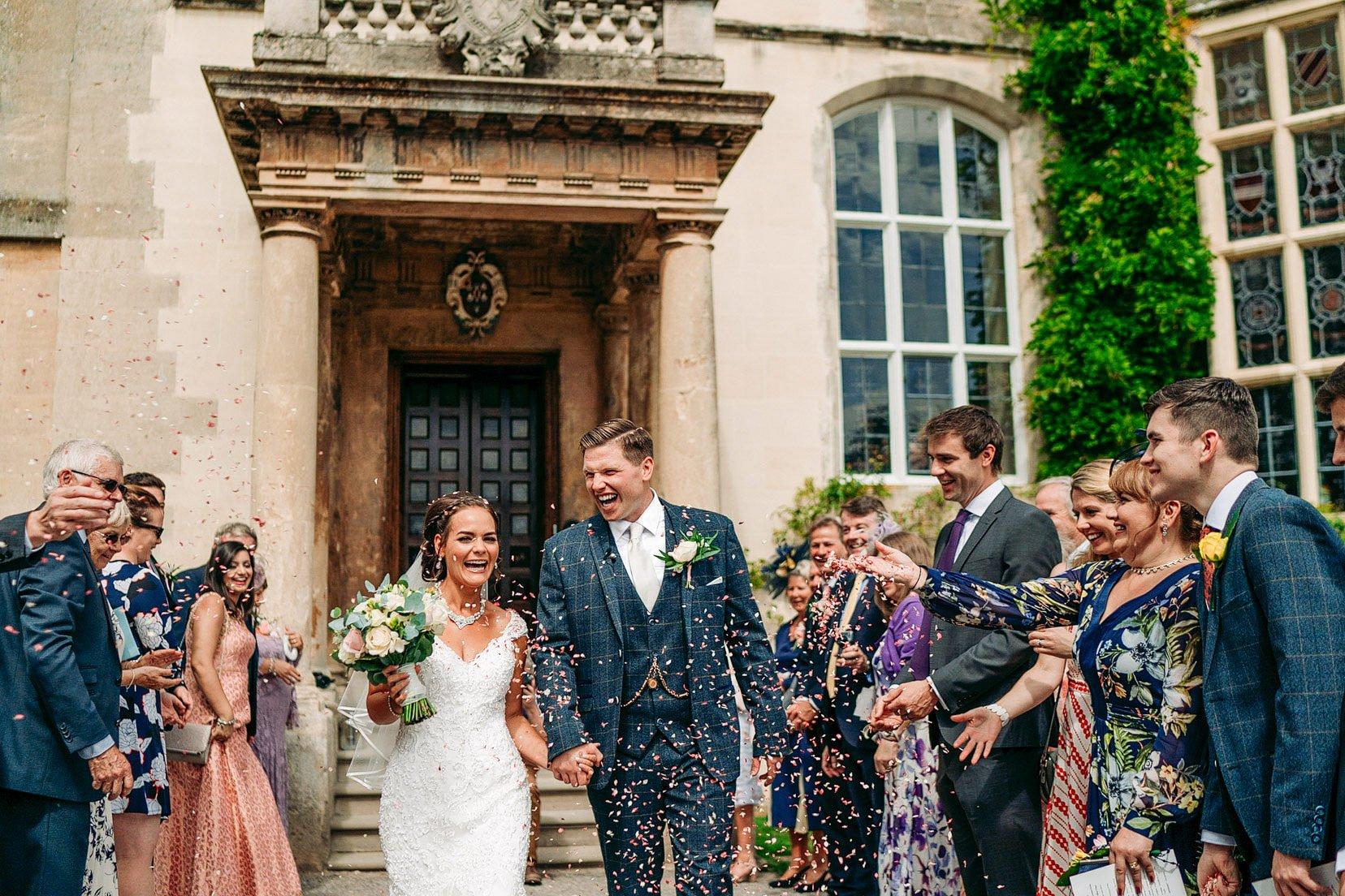 Elmore Court Wedding