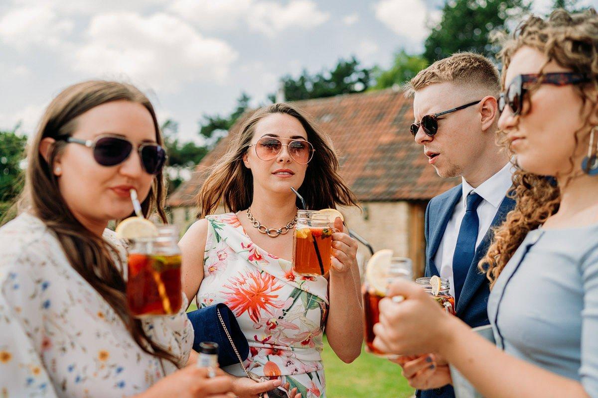 kingscote barn wedding 30 - Kingscote Barn Wedding, Cotswolds
