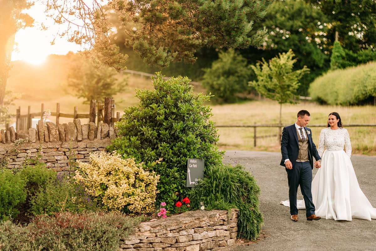 Kingscote Barn Wedding, Cotswolds 56