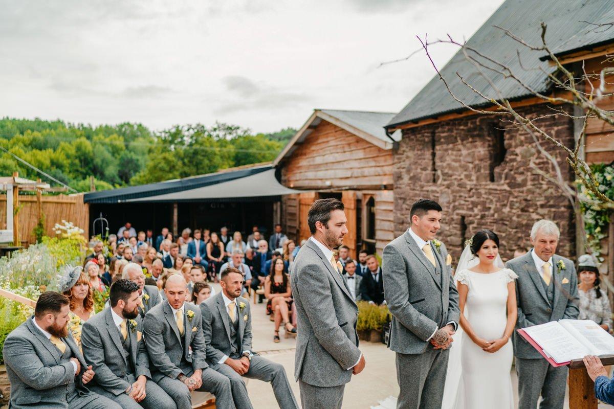the mule shed wedding 20 - The Mule Shed Wedding - Sam + Sarah