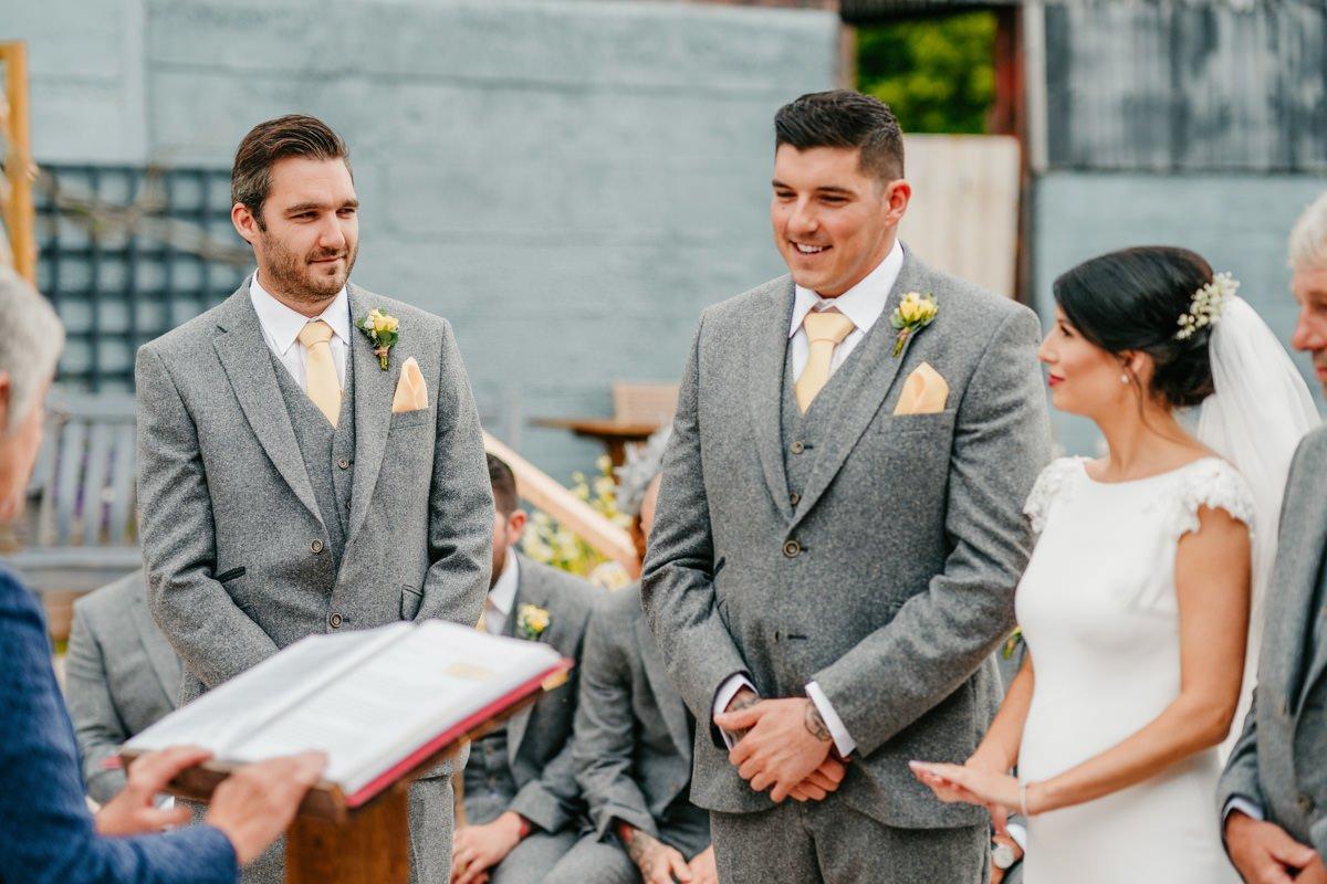 the mule shed wedding 21 - The Mule Shed Wedding - Sam + Sarah
