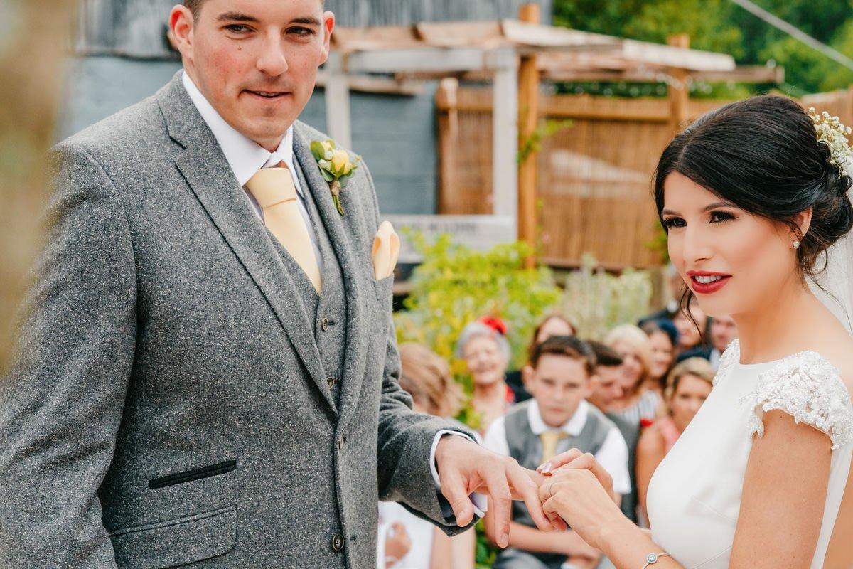 the mule shed wedding 34 - The Mule Shed Wedding - Sam + Sarah