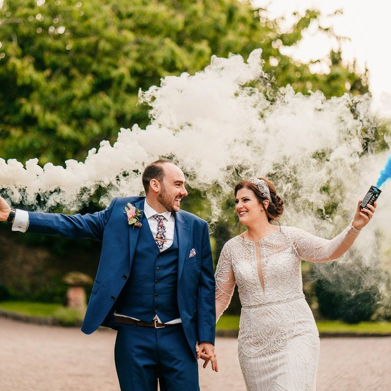 Dewsall Court Wedding Photography - Emily + Paul 4