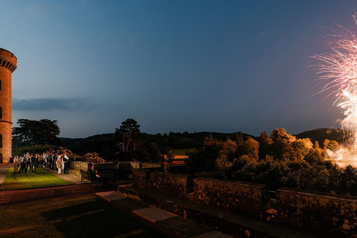Eastnor Castle Wedding - Ilona + Shane 84