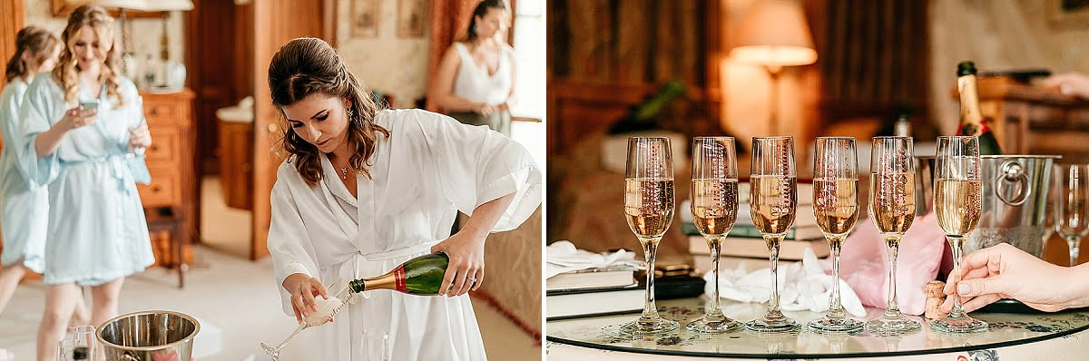 Eastnor Castle Wedding - Ilona + Shane 7