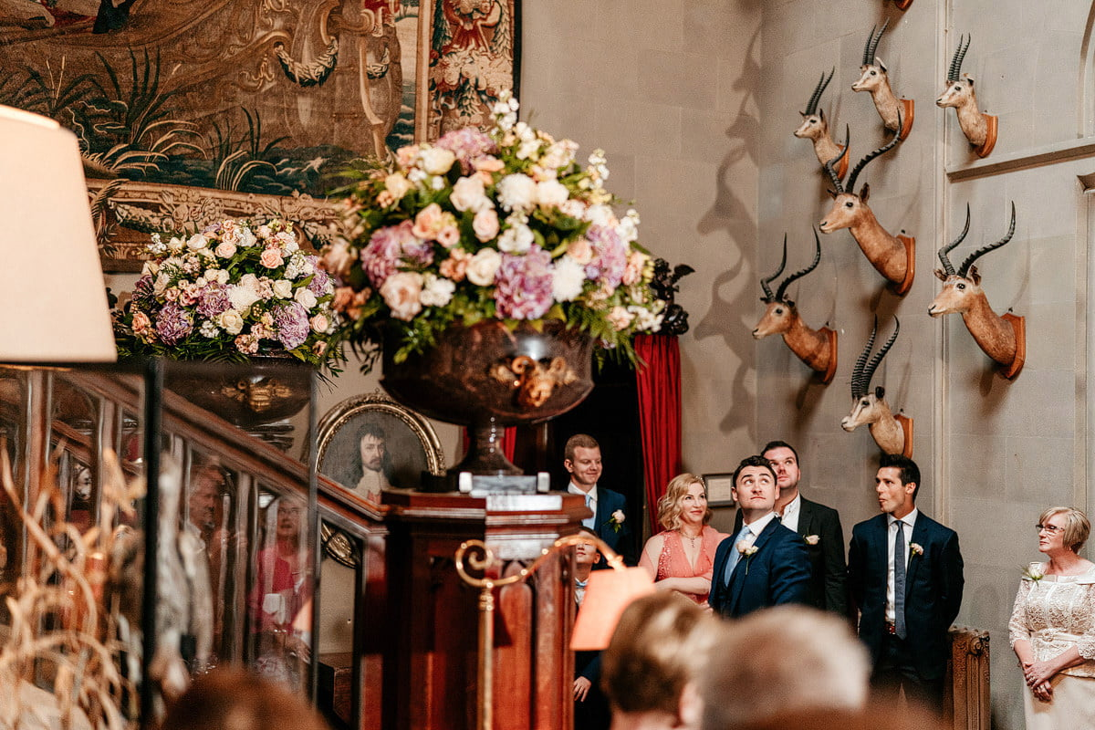 Eastnor Castle Wedding - Ilona + Shane 17