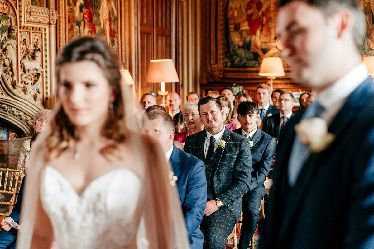 Eastnor Castle Wedding - Ilona + Shane 25