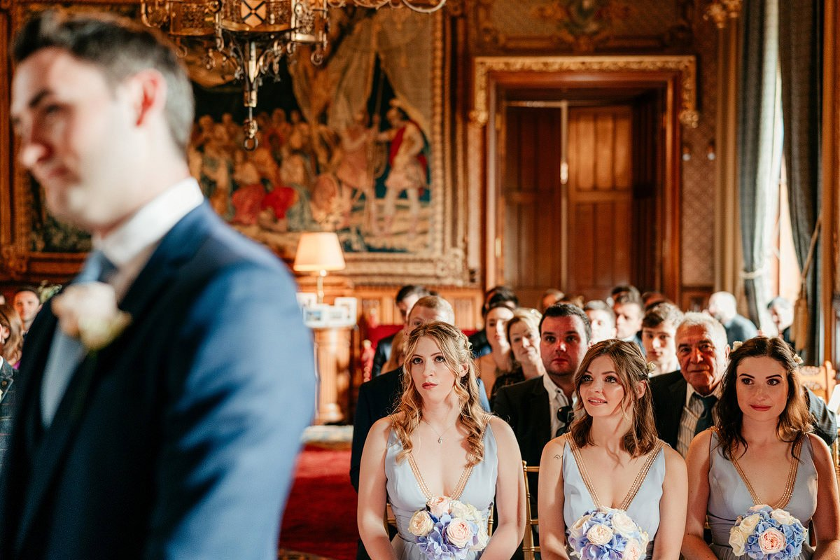 Eastnor Castle Wedding - Ilona + Shane 31