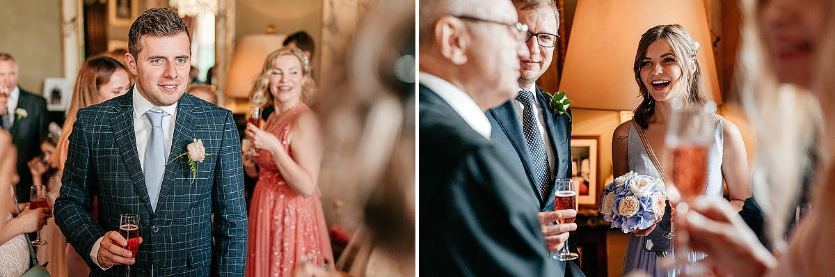 Eastnor Castle Wedding - Ilona + Shane 38