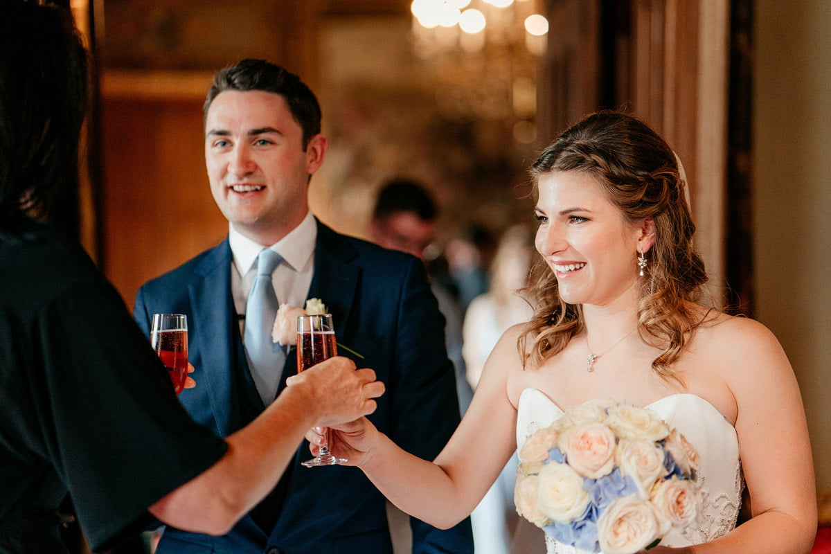 Eastnor Castle Wedding - Ilona + Shane 39