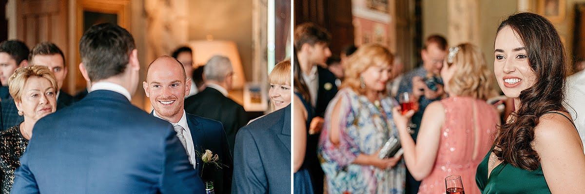 Eastnor Castle Wedding - Ilona + Shane 40
