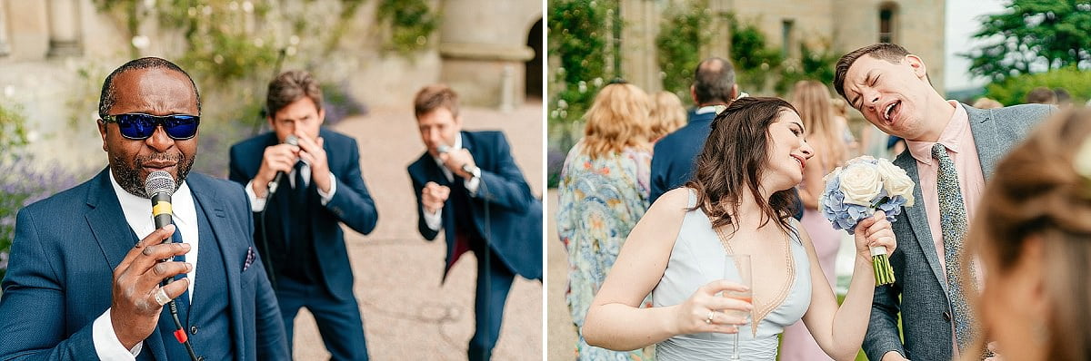 Eastnor Castle Wedding - Ilona + Shane 44
