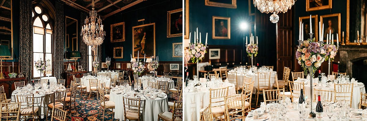 Eastnor Castle Wedding - Ilona + Shane 50