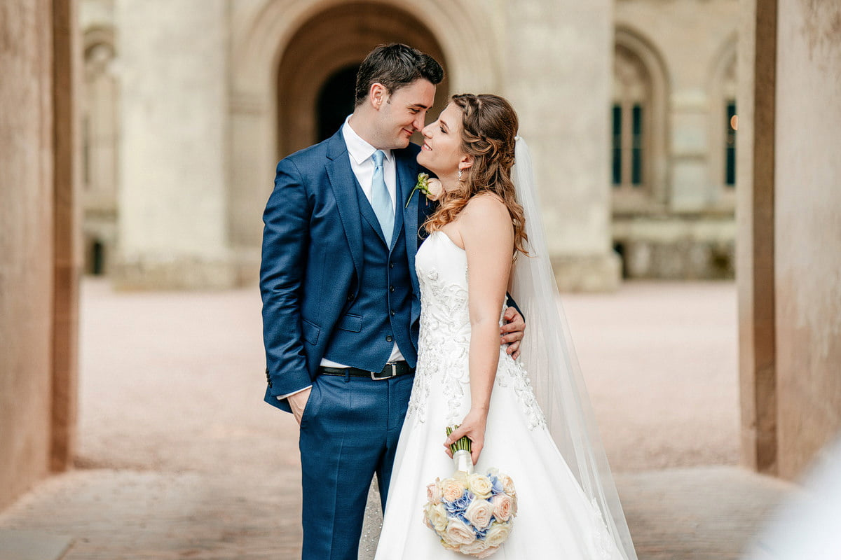 Eastnor Castle Wedding - Ilona + Shane 58