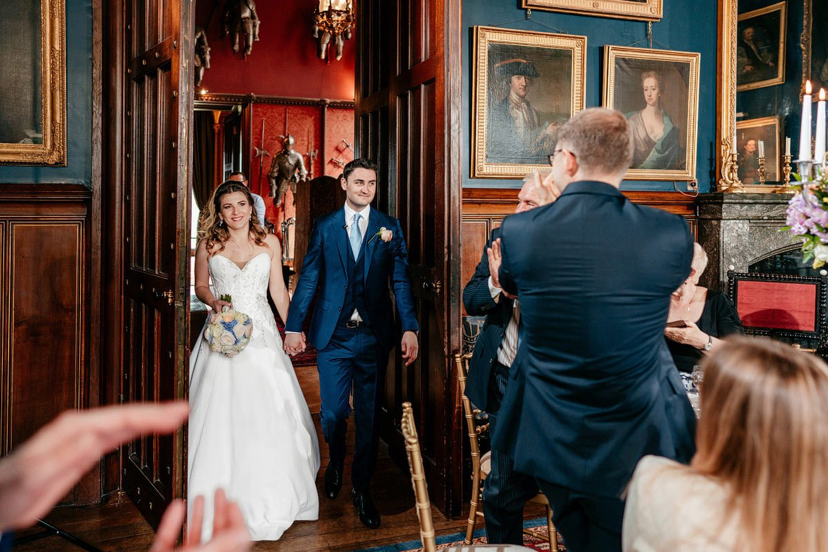 Eastnor Castle Wedding - Ilona + Shane 66