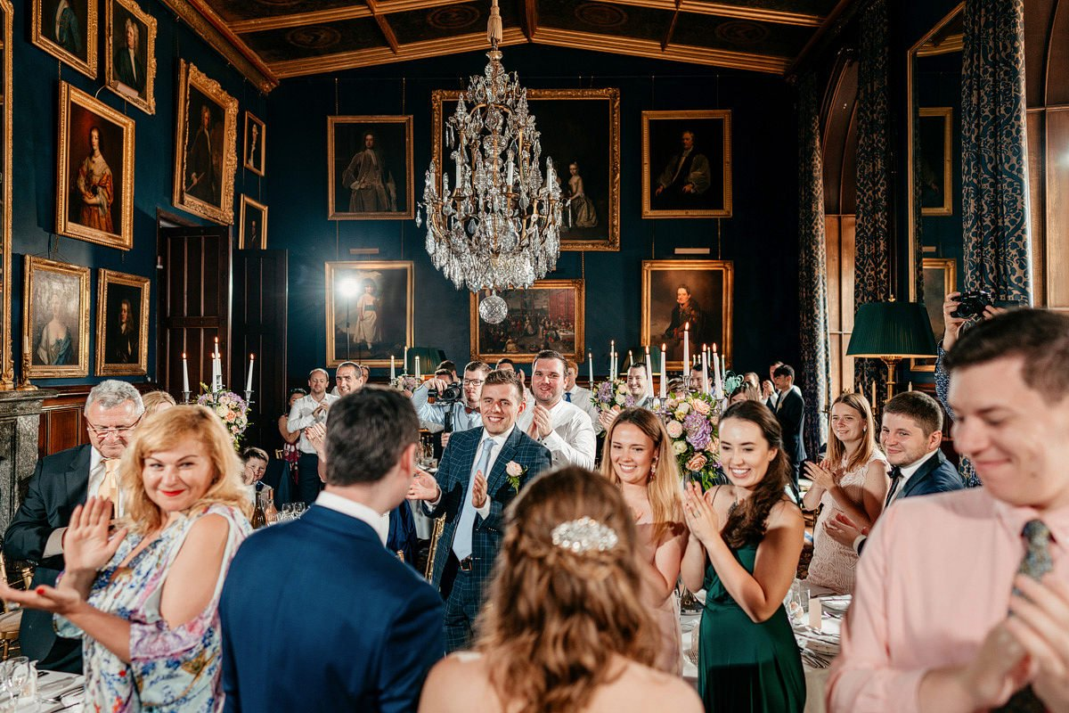 Eastnor Castle Wedding - Ilona + Shane 67