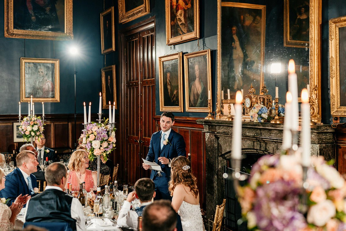 Eastnor Castle Wedding - Ilona + Shane 70