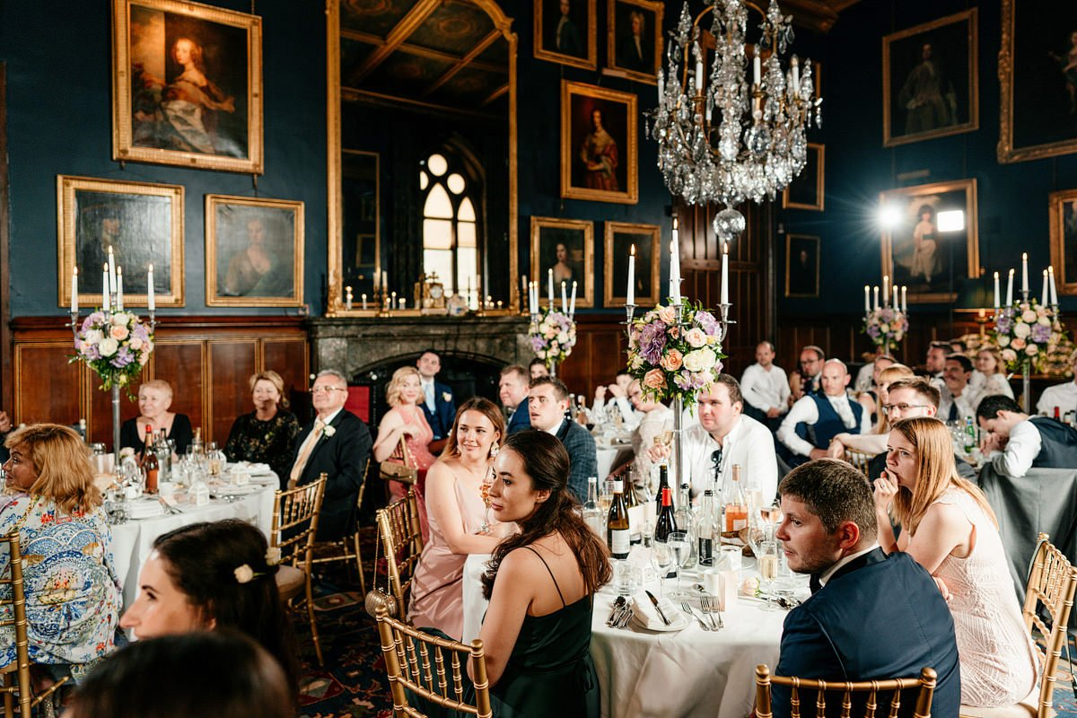 Eastnor Castle Wedding - Ilona + Shane 72