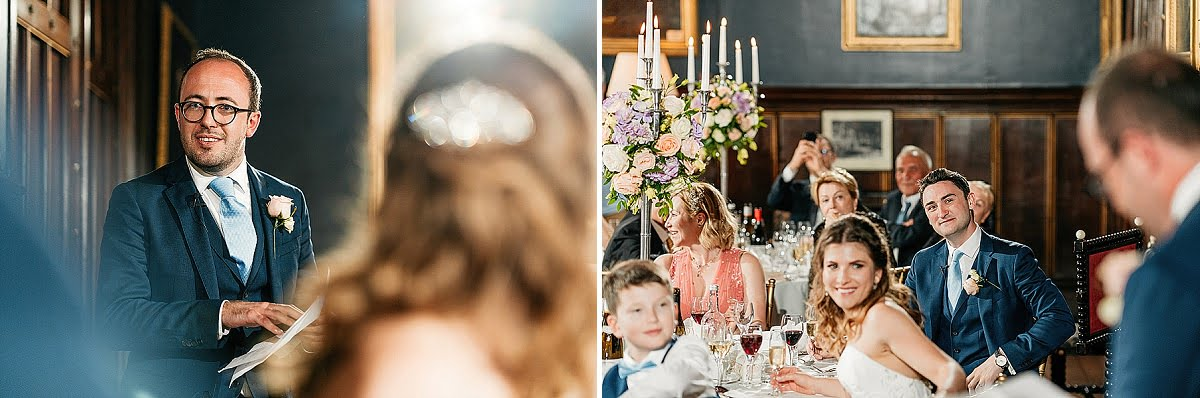Eastnor Castle Wedding - Ilona + Shane 73