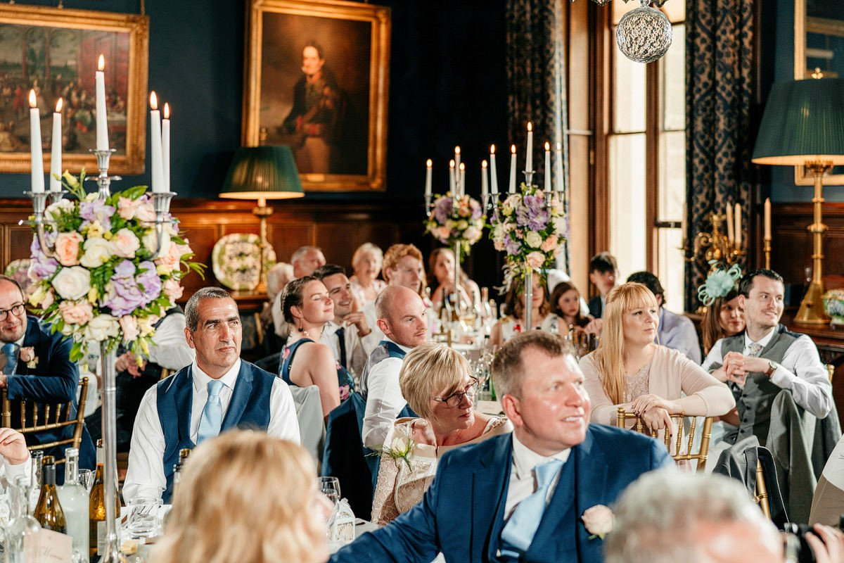 Eastnor Castle Wedding - Ilona + Shane 76