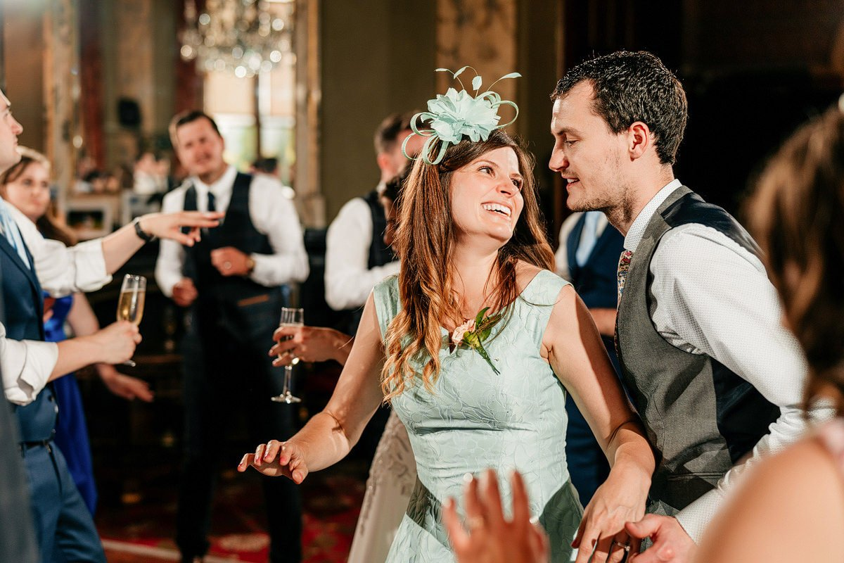 Eastnor Castle Wedding - Ilona + Shane 80