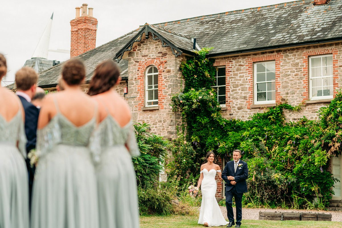 Lyde Court Wedding - Becky + Rhys 27