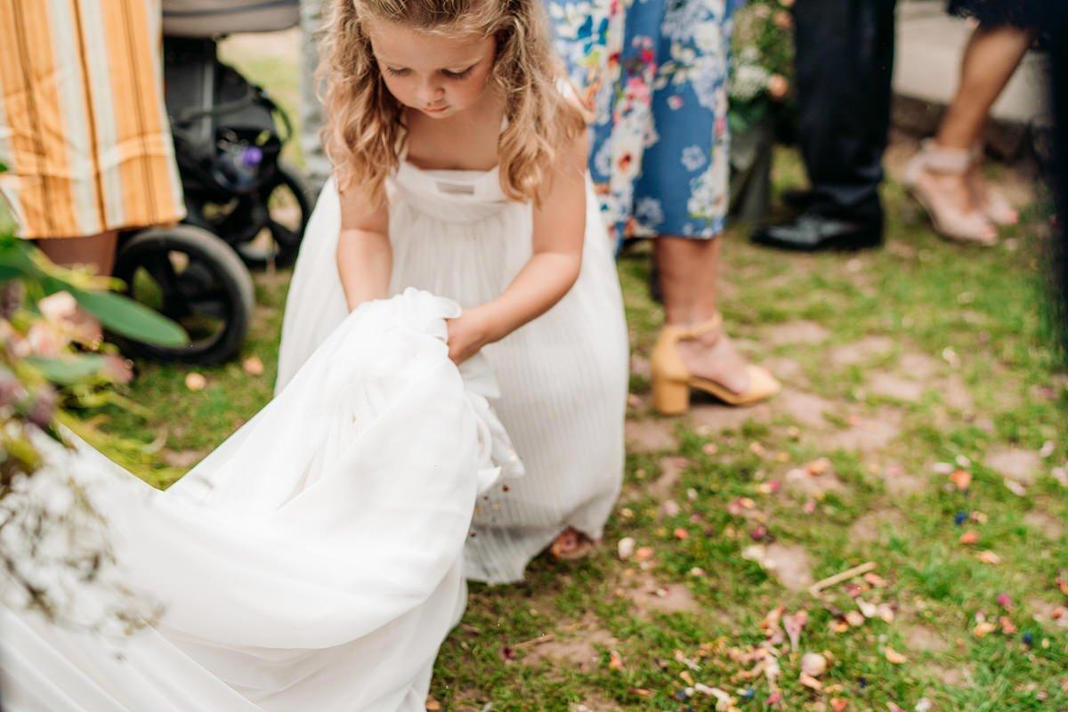 Lyde Court Wedding - Becky + Rhys 43