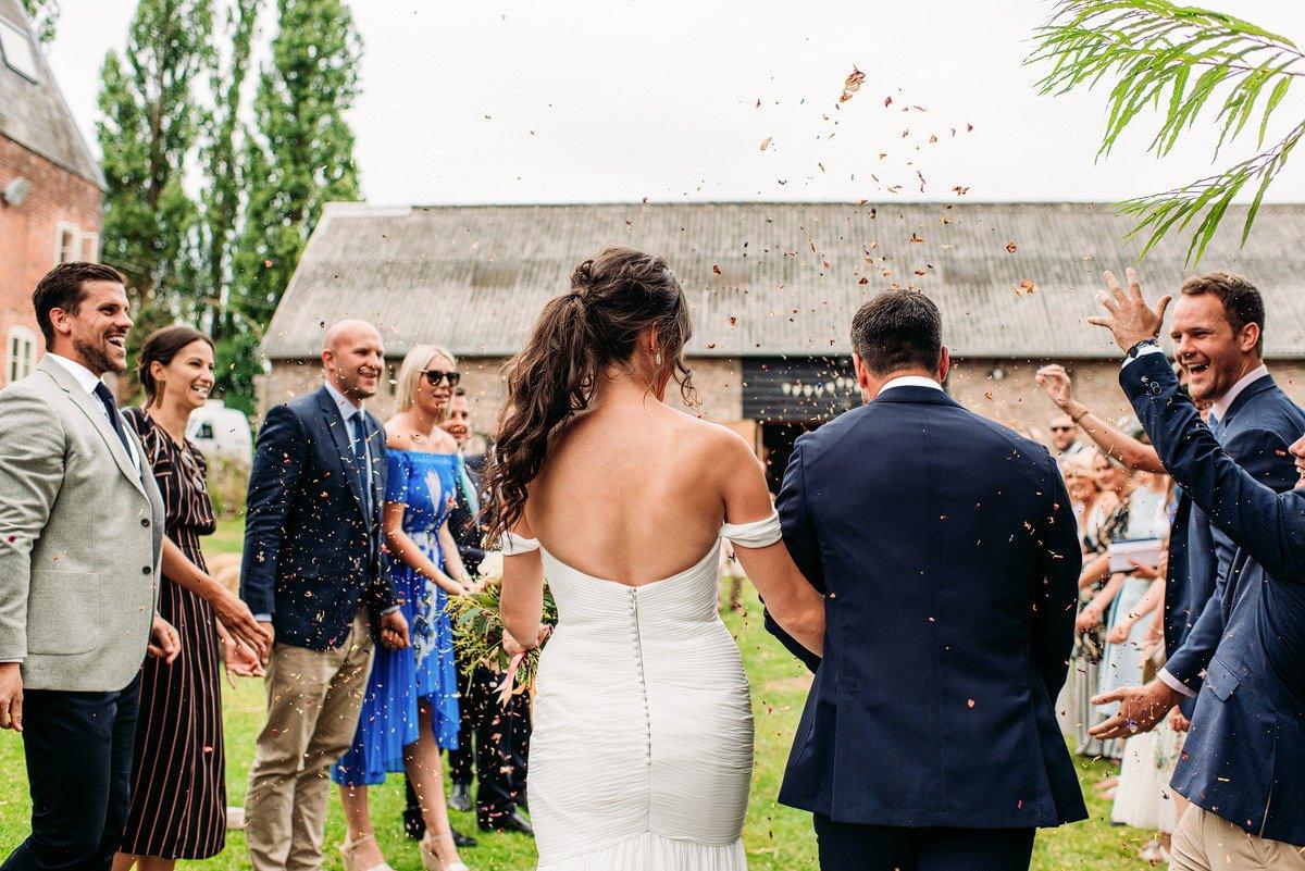 Lyde Court Wedding - Becky + Rhys 47