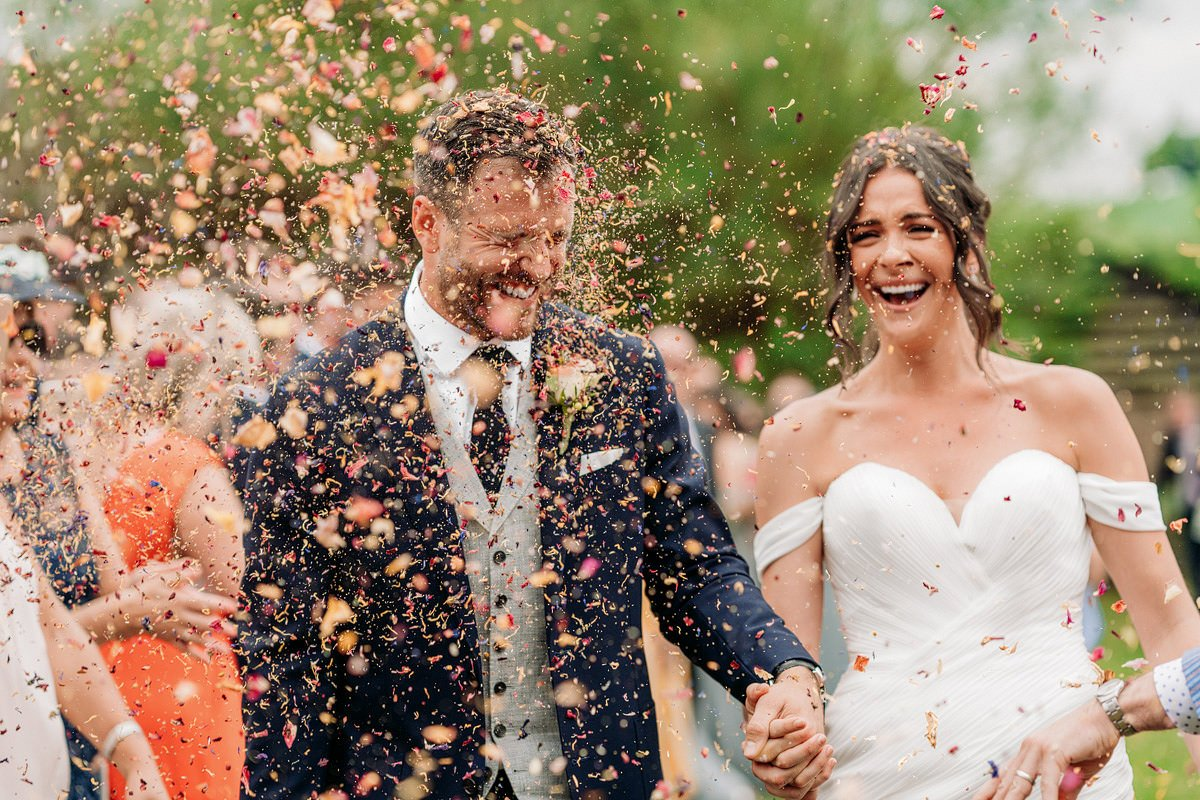 Lyde Court Wedding - Becky + Rhys 48