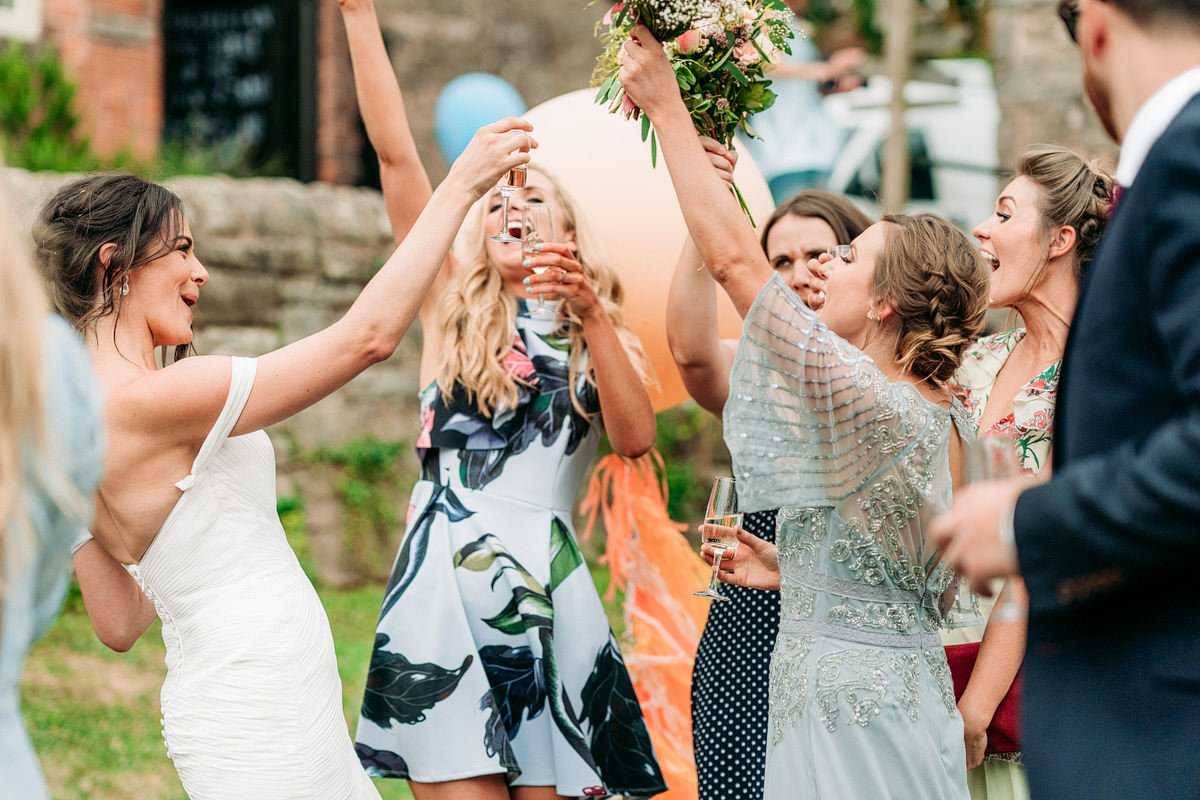 Lyde Court Wedding - Becky + Rhys 72