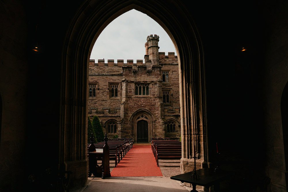 Hampton Court Castle Wedding 8