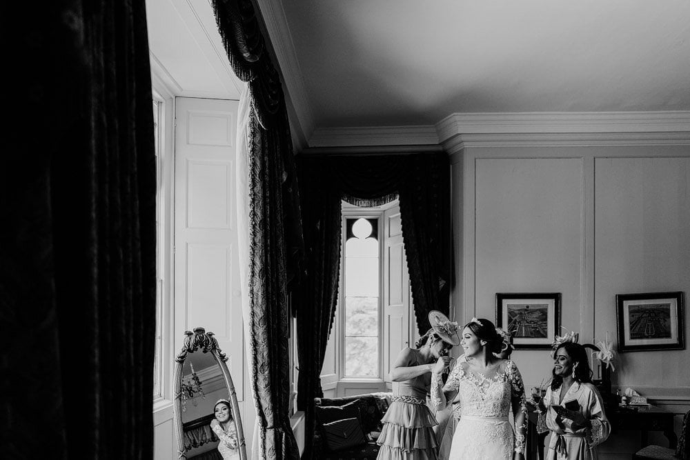 Hampton Court Castle Wedding 7