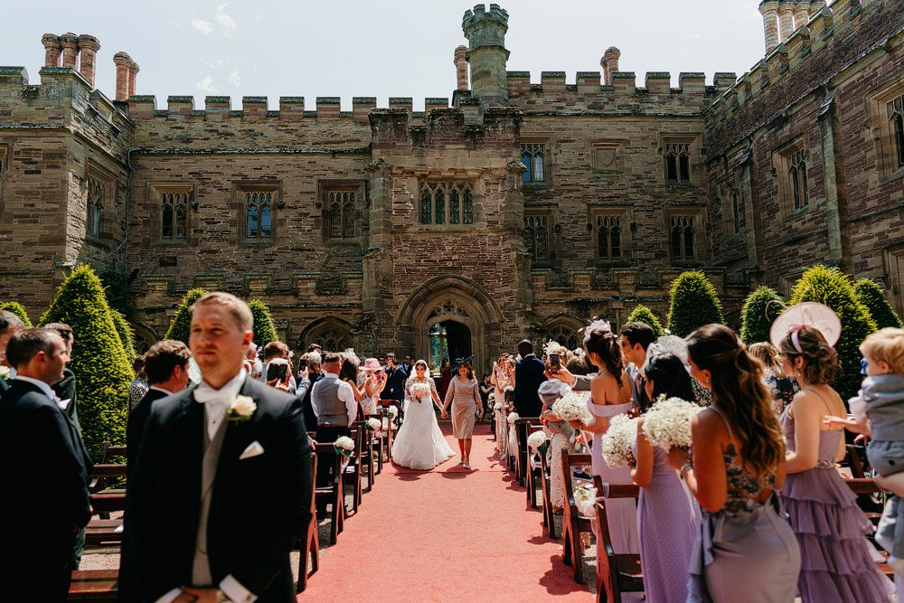 Hampton Court Castle Wedding 15
