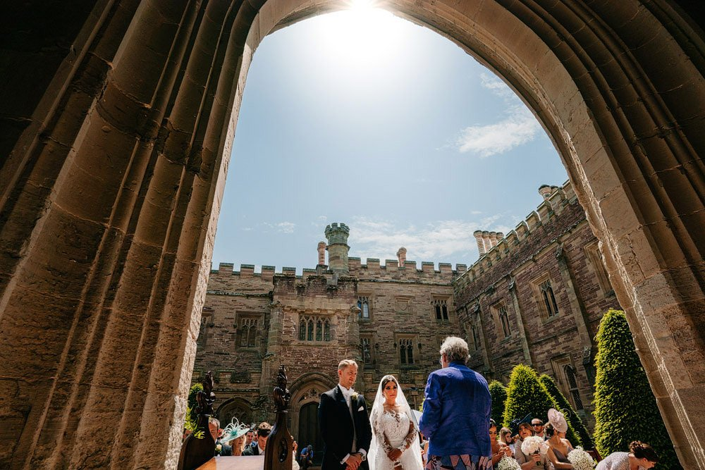 Hampton Court Castle Wedding 18