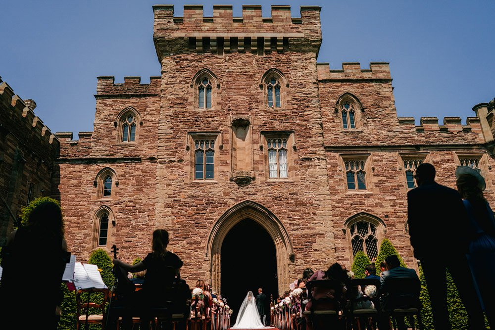 Hampton Court Castle Wedding 16