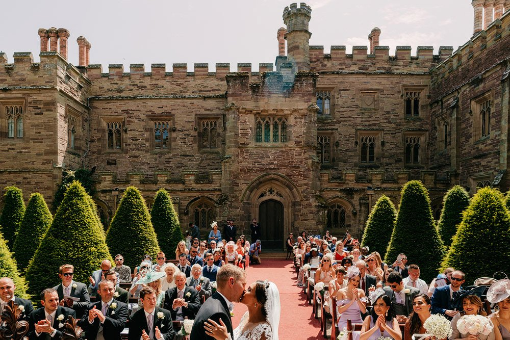 Hampton Court Castle Wedding 20