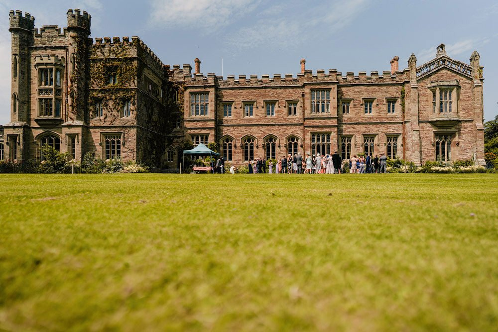 Hampton Court Castle Wedding 21