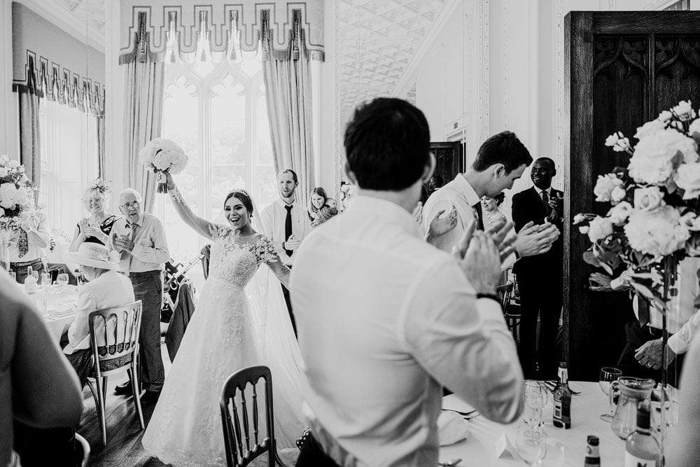 Hampton Court Castle Wedding 26