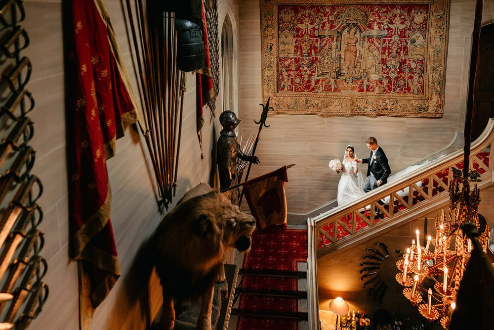 Hampton Court Castle Wedding 32