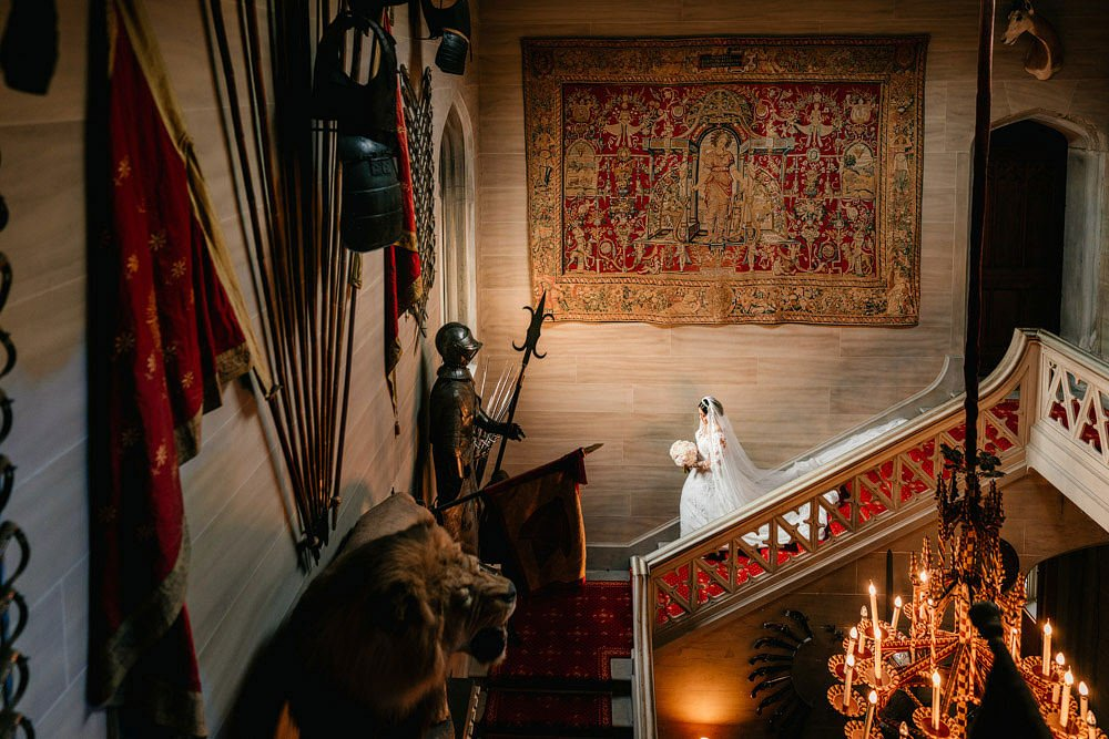 Hampton Court Castle Wedding 13