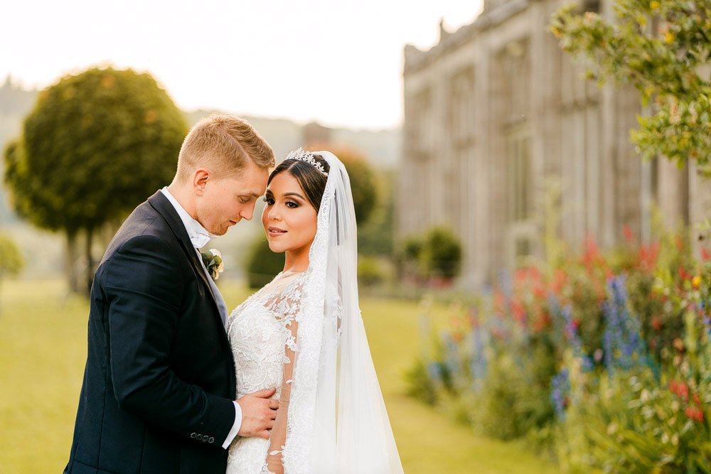 Hampton Court Castle Wedding 43